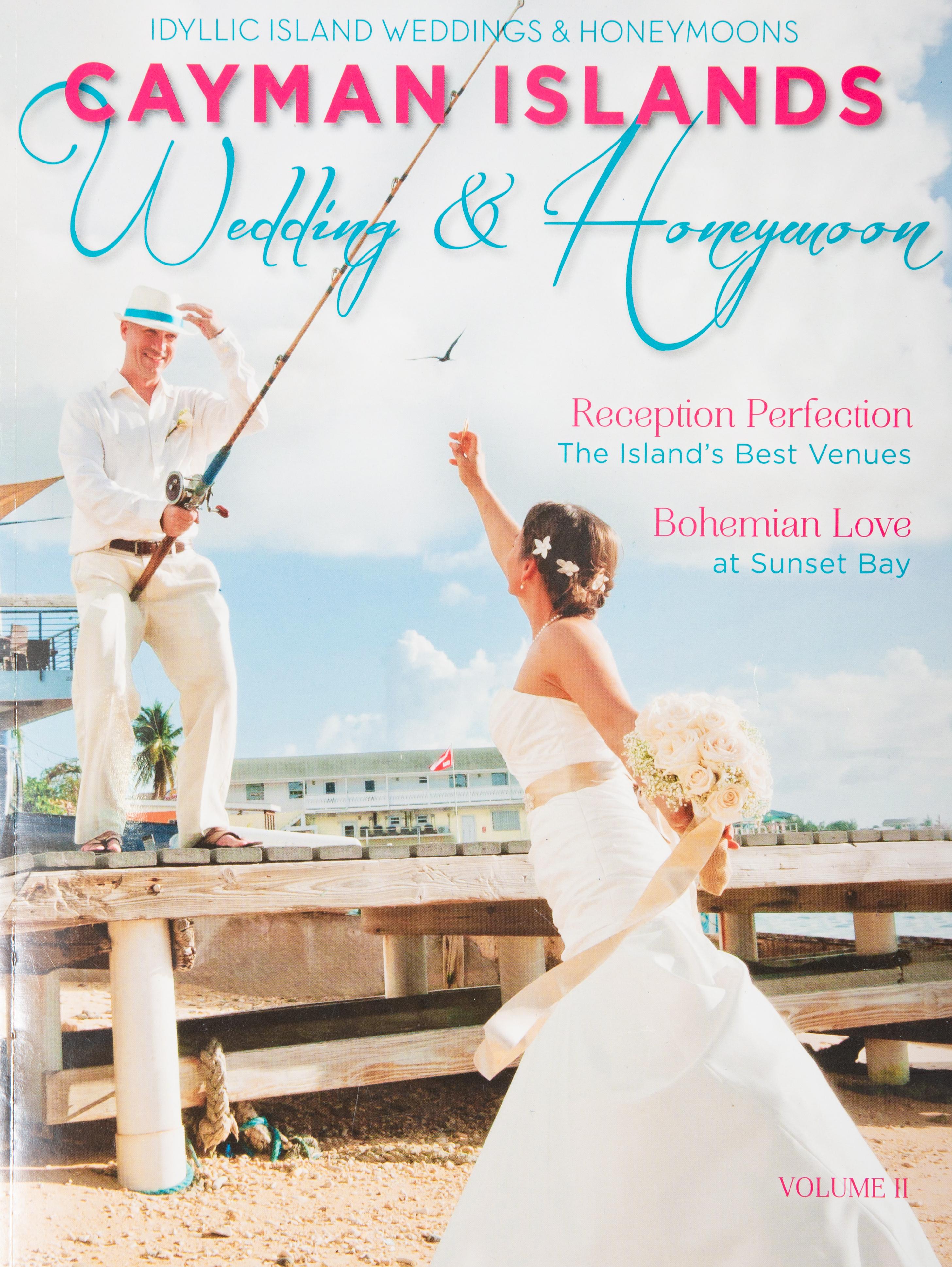 Cayman Islands Wedding & Honeymoon